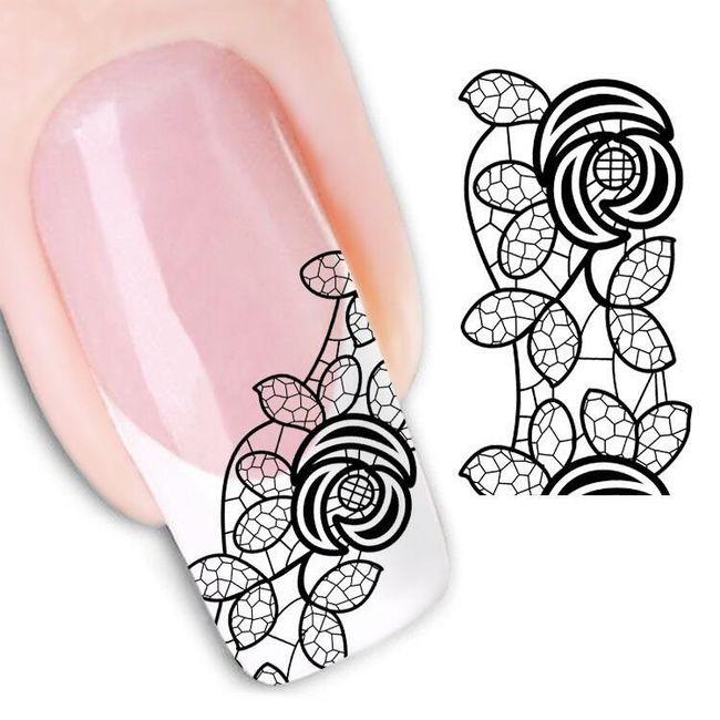 Stickere decorative pentru unghii 1