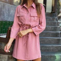 Ženska košulja-haljina Anica