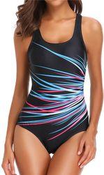 Damski strój kąpielowy jednoczęściowy Caramia