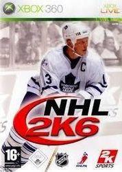 Hra (Xbox 360) NHL 2K6