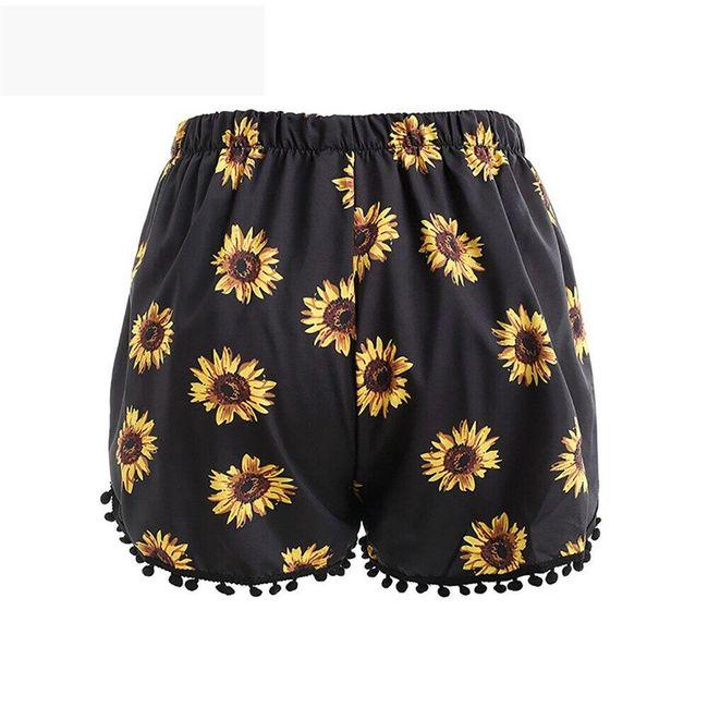 Női rövidnadrág Sunflower