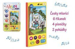 Veseli mobilni telefon - Plastika RM_00850089