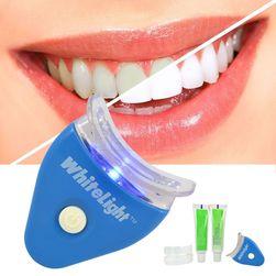 Komplet za izbeljivanje zuba sa LED svetlom