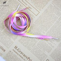 Șireturi colorate pentru încălțăminte