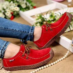 Dámské boty DB1 Červená 9