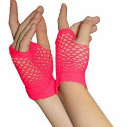 Damskie rękawiczki kabaretki NJ2