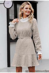 Женское вязаное платье Lilija