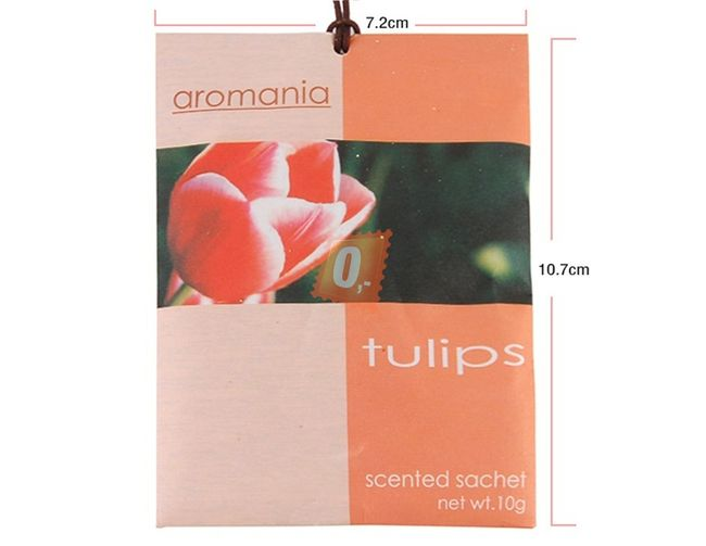 Osvěžovač vzduchu - tulipán 1