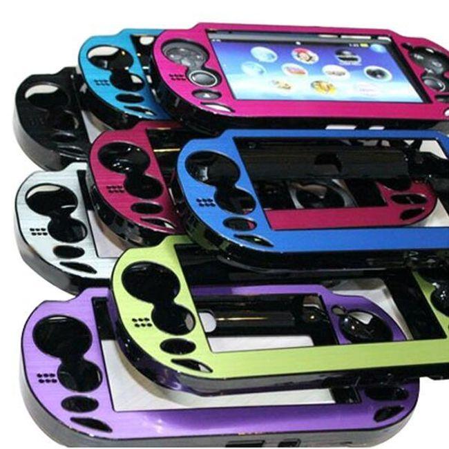 Nový hliníkový kryt pro PS Vita 1