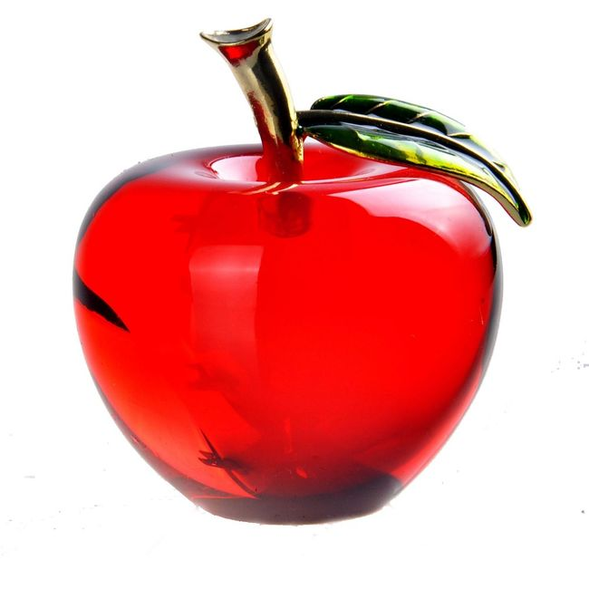 Umělé jablko - 3 barvy 1