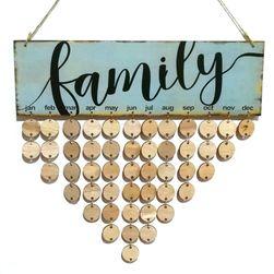 Porodični kalendar