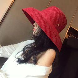 Ženski slamnat klobuk Rain