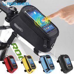 Kerékpár táska okostelefon zsebbel
