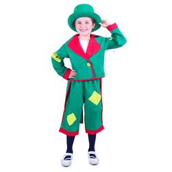 Costum spiriduș cu husă pentru copii (S) RZ_206854
