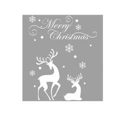 Autocolant de Crăciun Aida