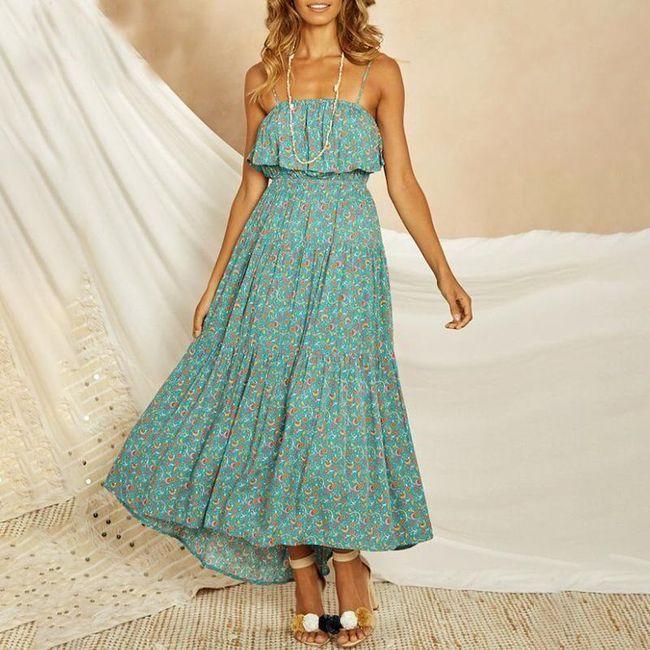 Лятна рокля Femmi 1