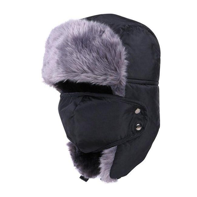 Ünisek kışlık şapka JOK7 1