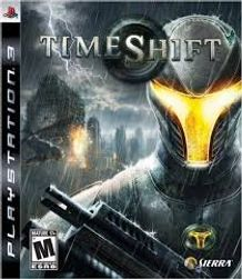 Игра (PS3) TimeShift