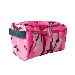 Unisex kosmetická taška s možností zavěšení