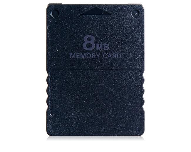 Paměťová karta 8 MB pro PS2 1