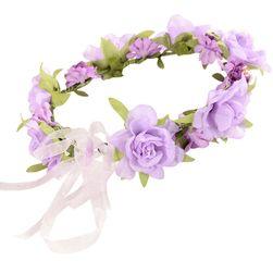Coroniță florală - 4 variante