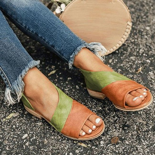 Damskie sandały Darcie 1