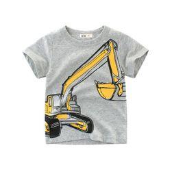Tricou pentru băieți KC004