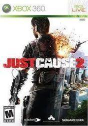 Igre (Xbox 360) Just Cause 2
