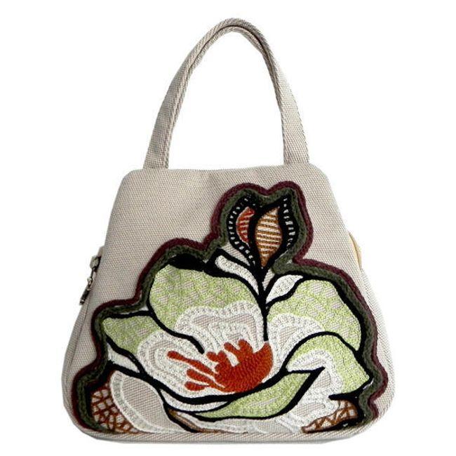 Женская цветочная сумочка в этно-стиле 1