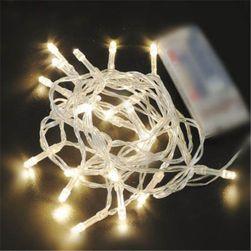 Lumini LED pentru Crăciun - 10-40 LED-uri