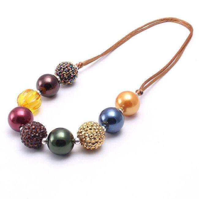 Dámský náhrdelník B137 1