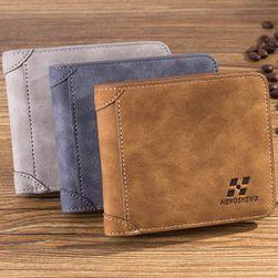 Pánská peněženka ve třech barvách