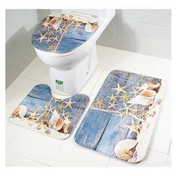 zestaw dywaników łazienkowych DCX3