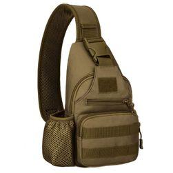 Мужская сумка через плечо D038