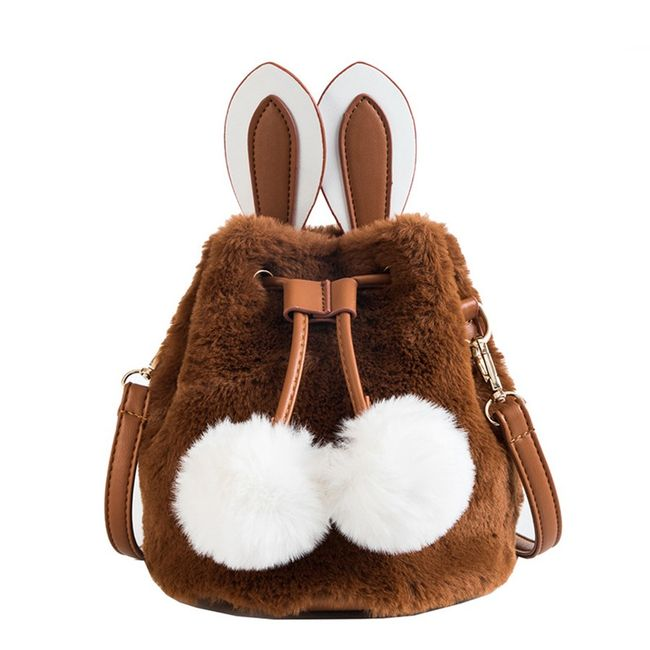 Stahovací kabelka s oušky 1