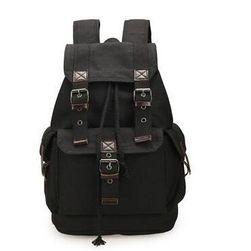 Muški ruksak u tamnim bojama - 3 varijante