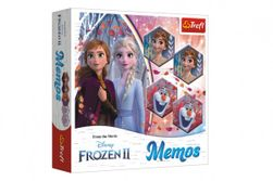 Pexeso papírové Ledové království II/Frozen II společenská hra 36 kusů v krabici 20x20x5cm RM_89001931