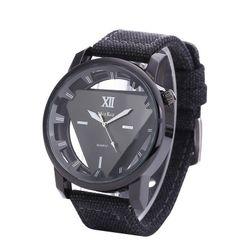 Unisex hodinky s trojúhelníkem - 6 barev