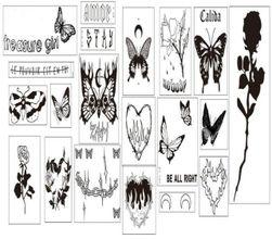 Fałszywe tatuaże HBH74