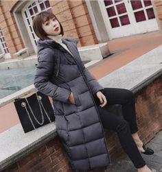 Ženski zimski kaput Anika