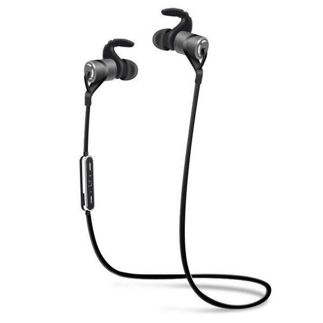Bezdrátová sportovní sluchátka s magnetem 1