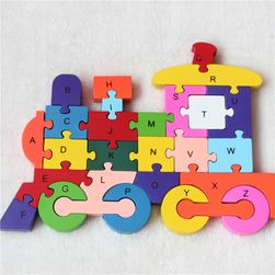 Drveni puzzle B05899