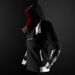 Férfi pulóver Desmond Fekete - méret 2