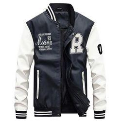 Férfi kabát Ashton - 4 változat Fehér-XXL