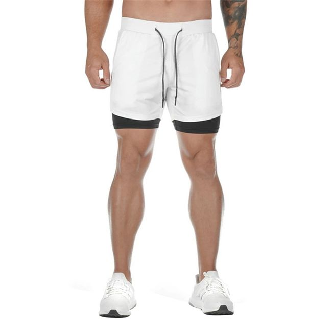 Férfi sportos rövidnadrág Rares