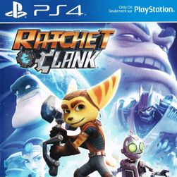 Игра за PS4 Ratchet & Clank