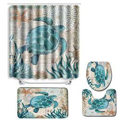 Набор ковриков для ванной комнаты KSP01