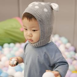 Çocuk kışlık şapka Noor