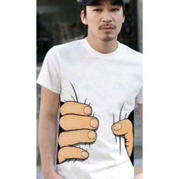 Тениска в оригинален дизайн