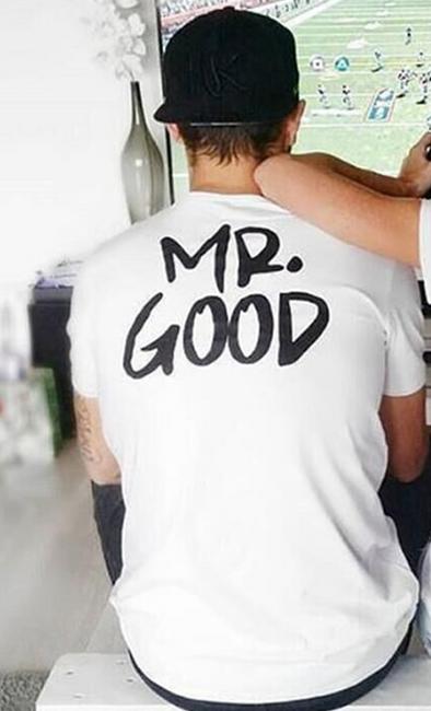 Pólók MR. JÓ és MRS. ÉLET párok számára